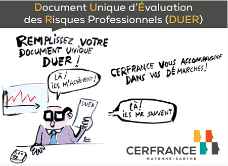 Formations DUER